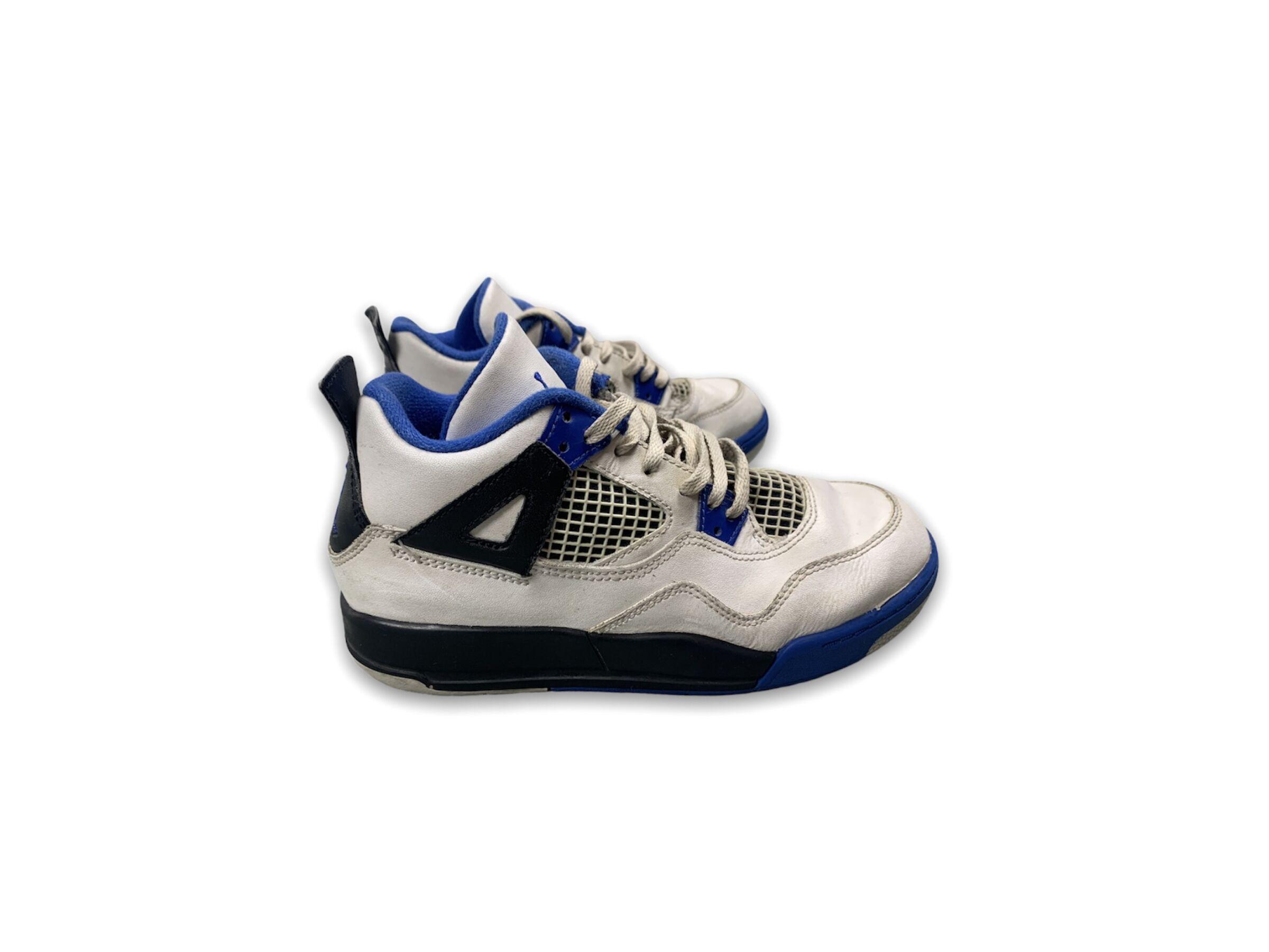 Aird Jordan Retro 4 Motorsport cipő (33,5)