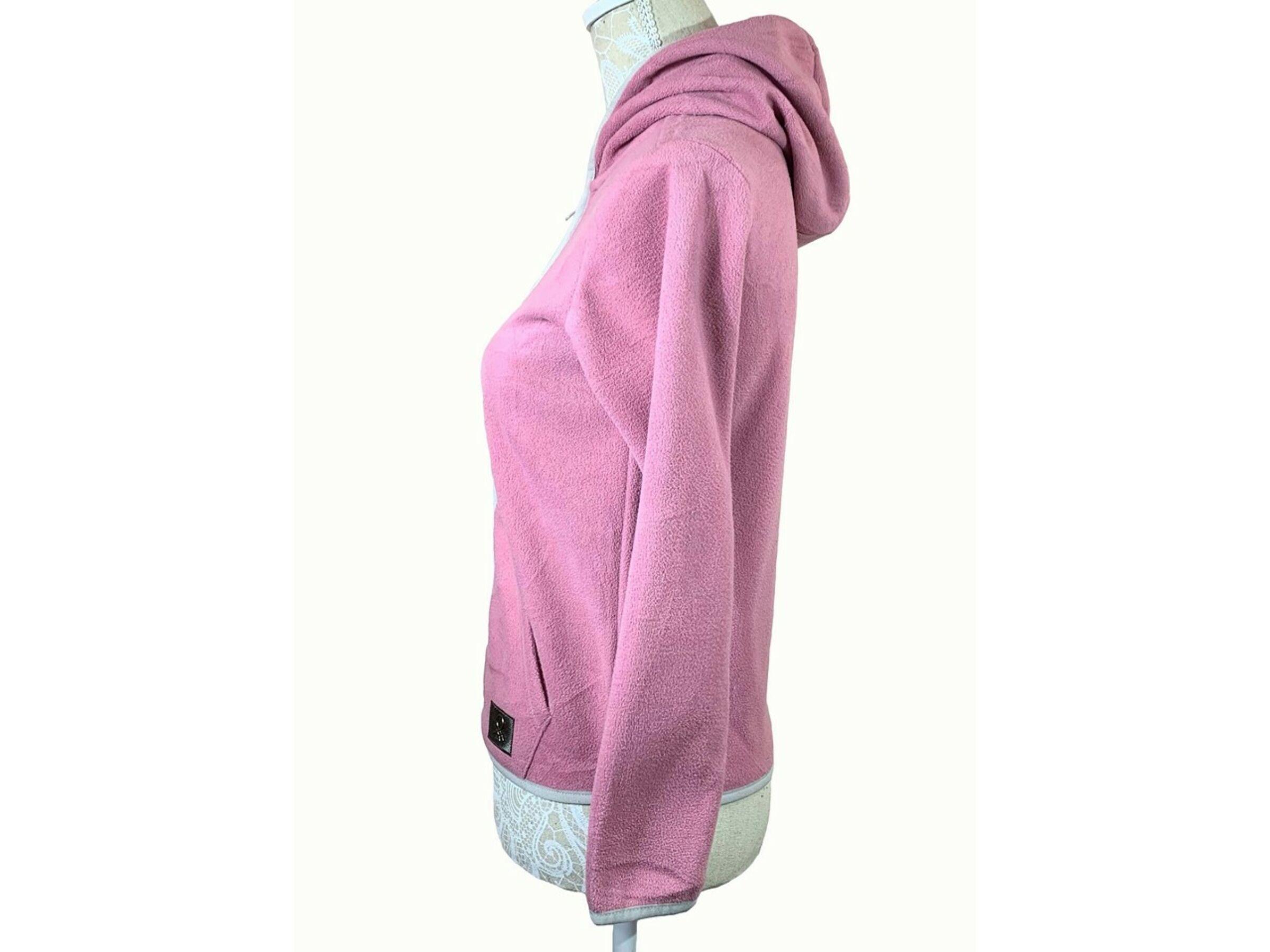 Benetton polár cipzáros pulóver (XS)