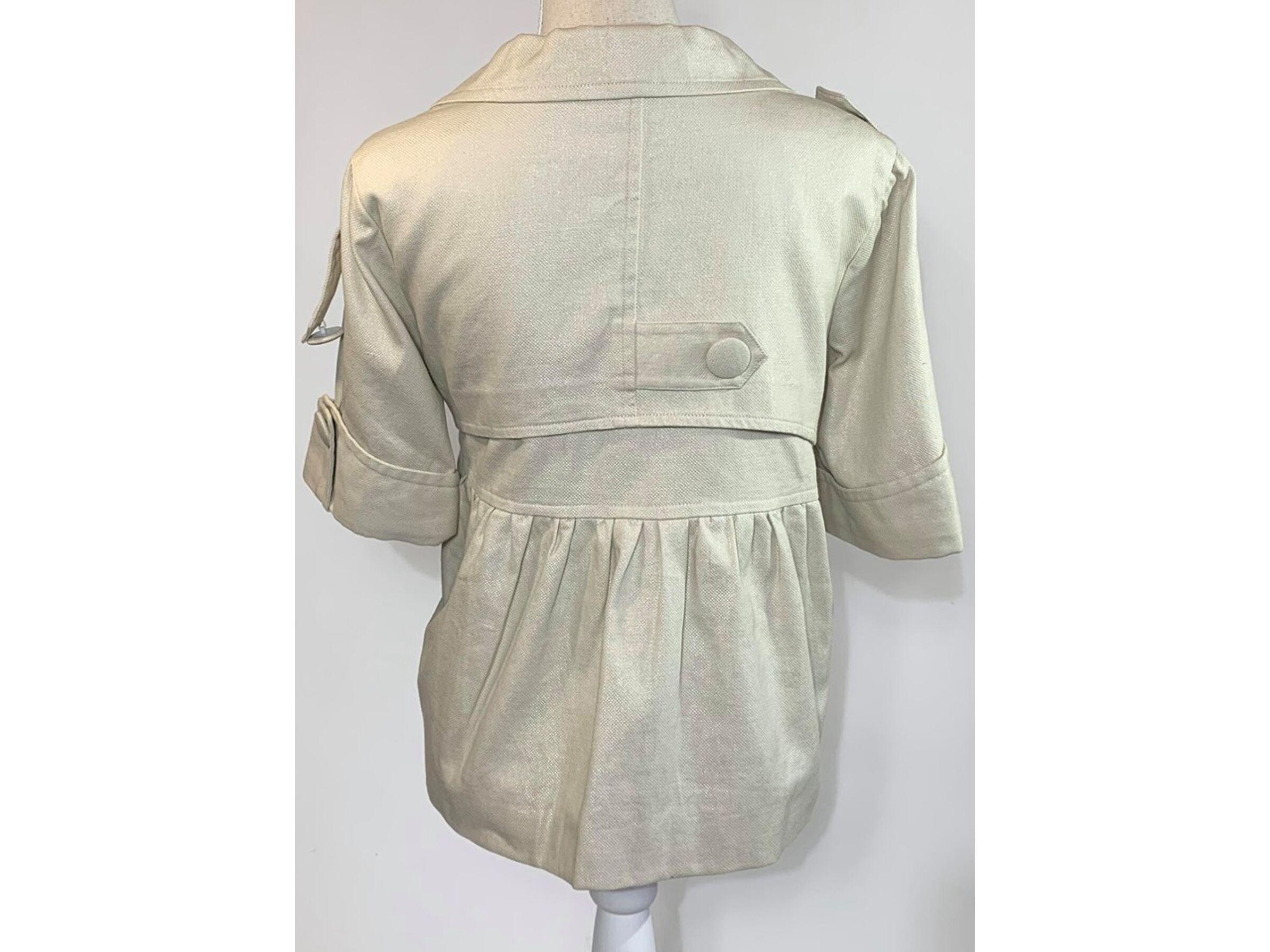 Anne Carson kabát (L)
