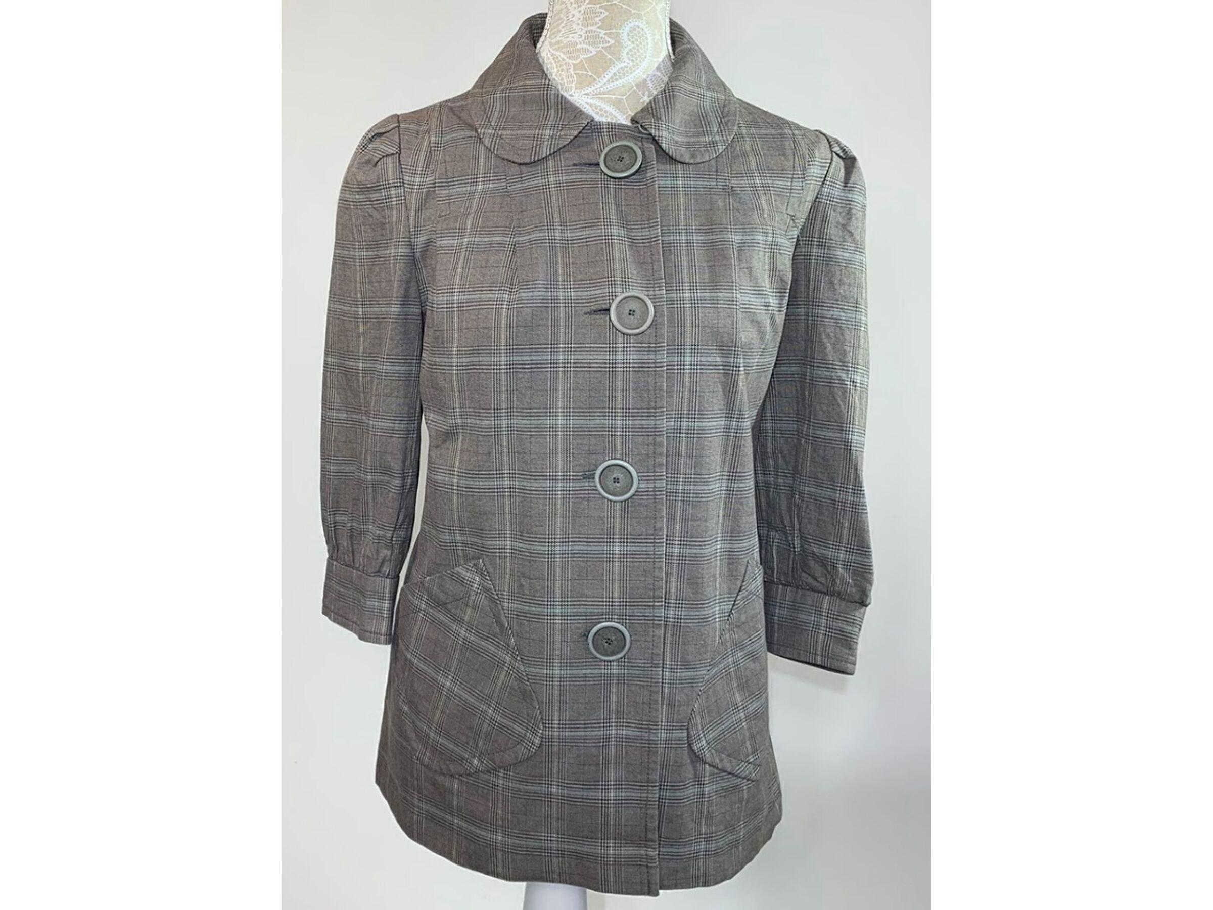 River Island kabát (M)