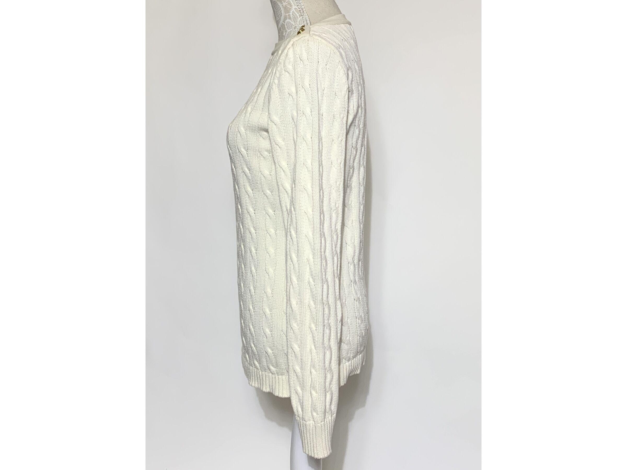 Ralph Lauren pulóver (L)
