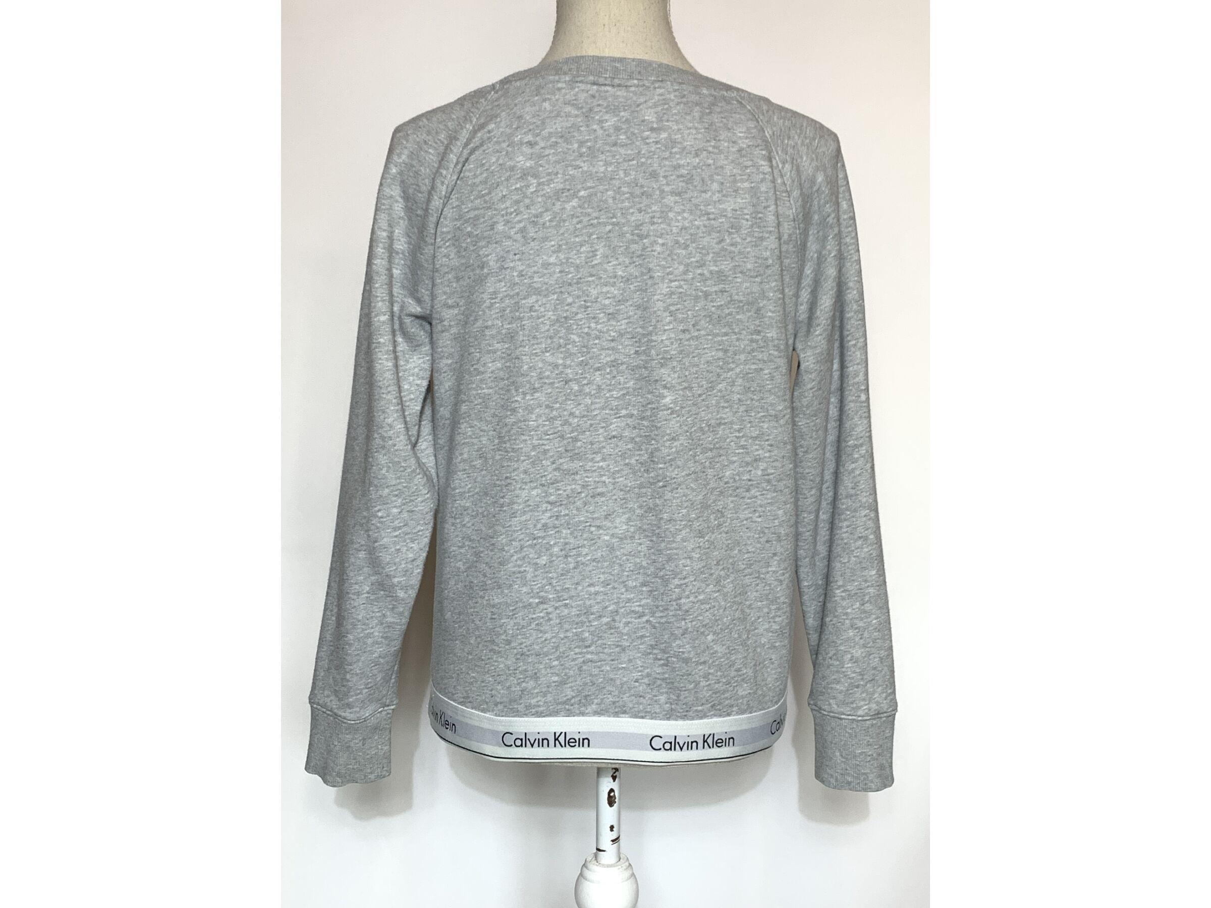 Calvin Klein pulóver (M)
