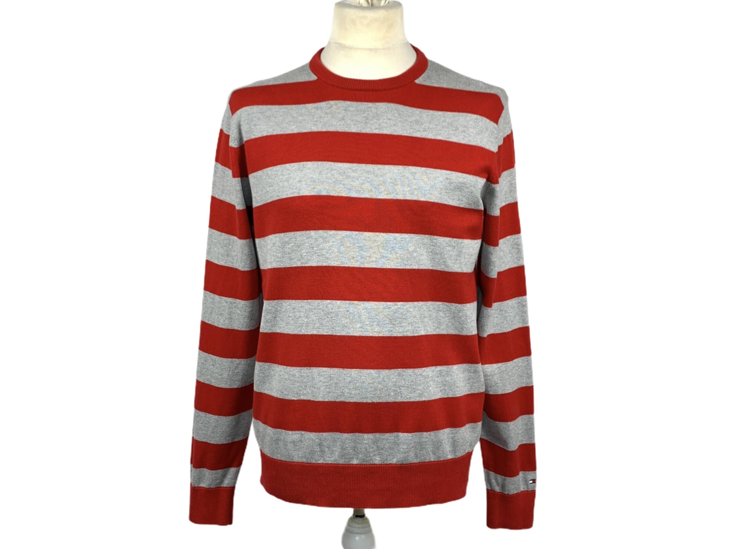 Tommy Hilfiger pulóver (L)