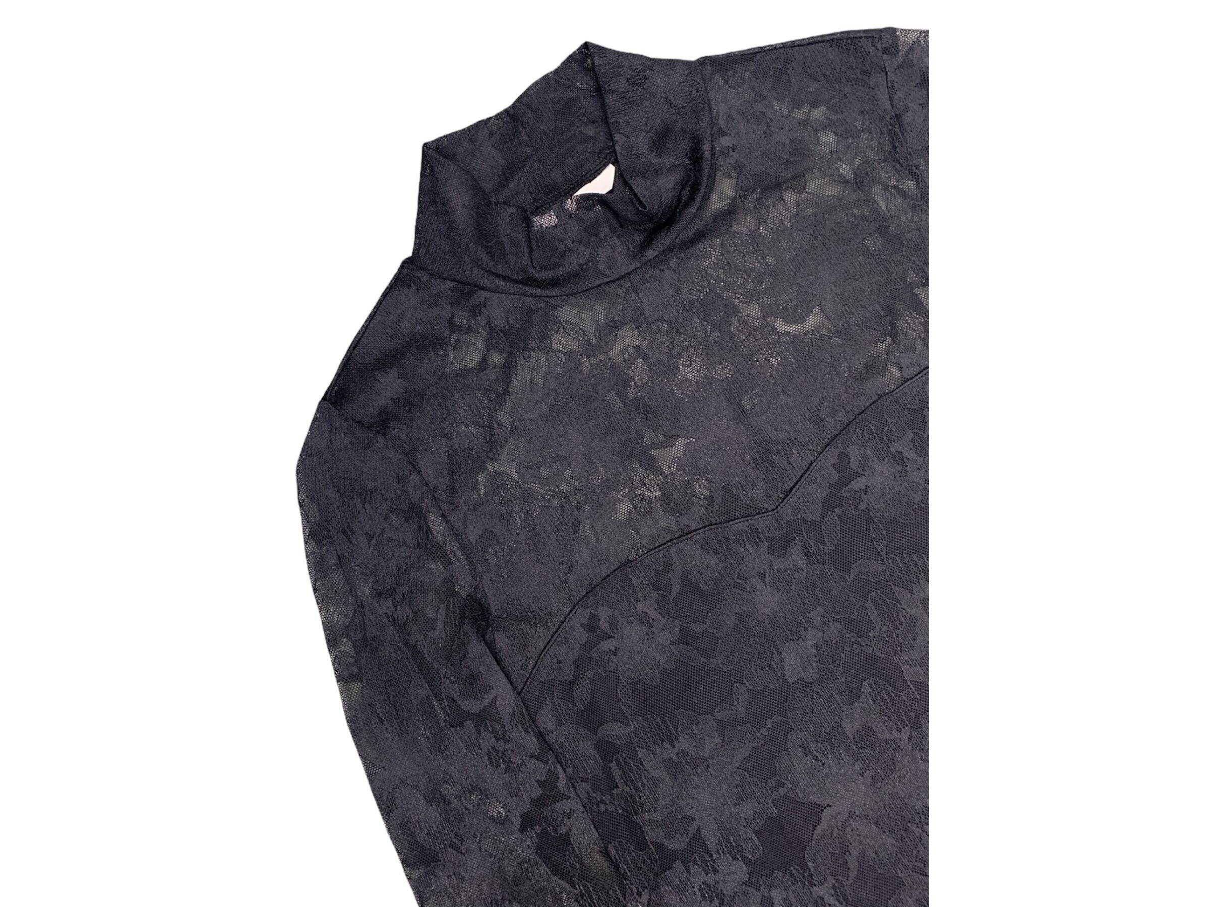 H&M csipke body (XS)