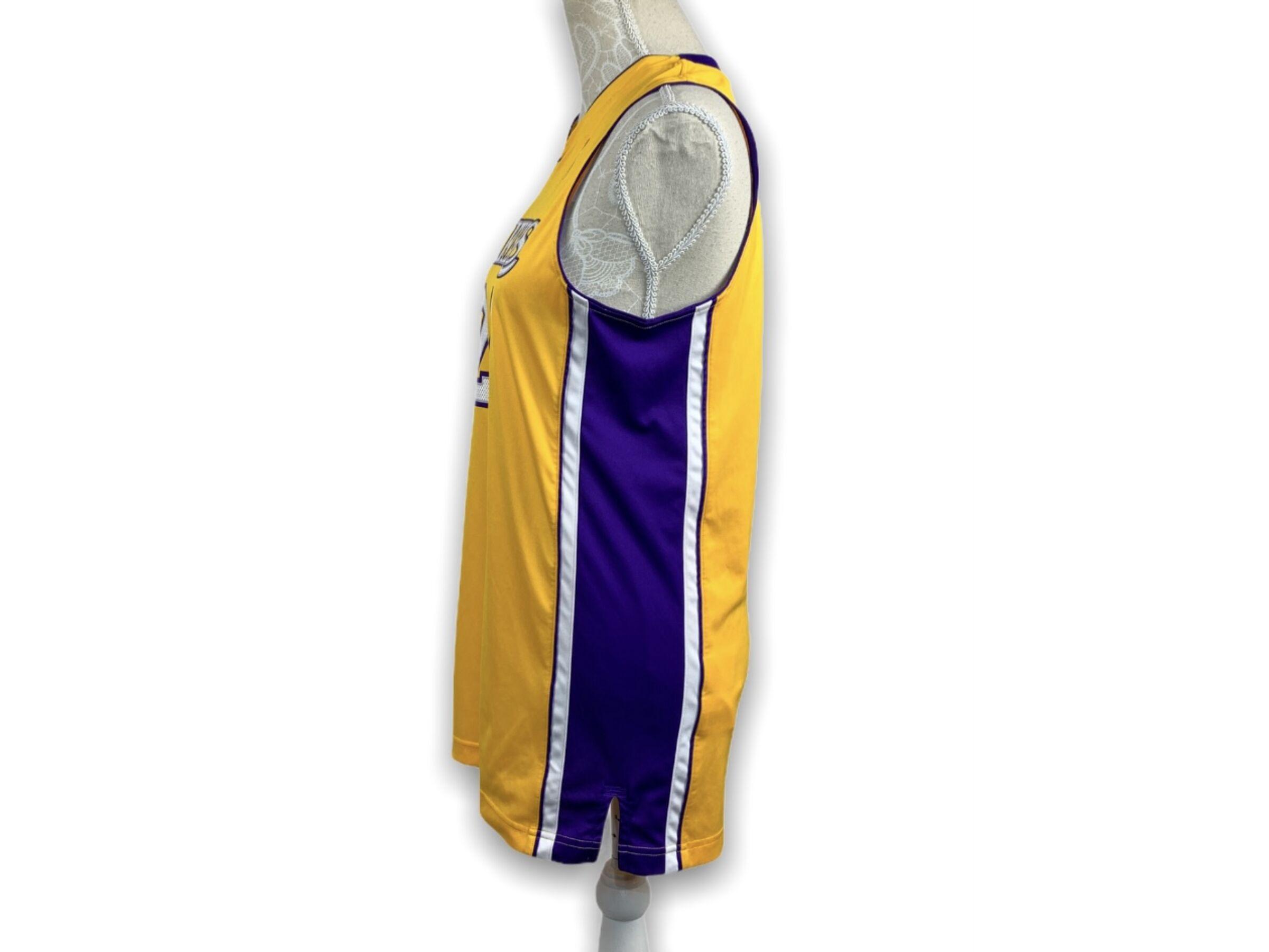 Adidas LA Lakers Kobe Bryant mez (Gyerek XL)