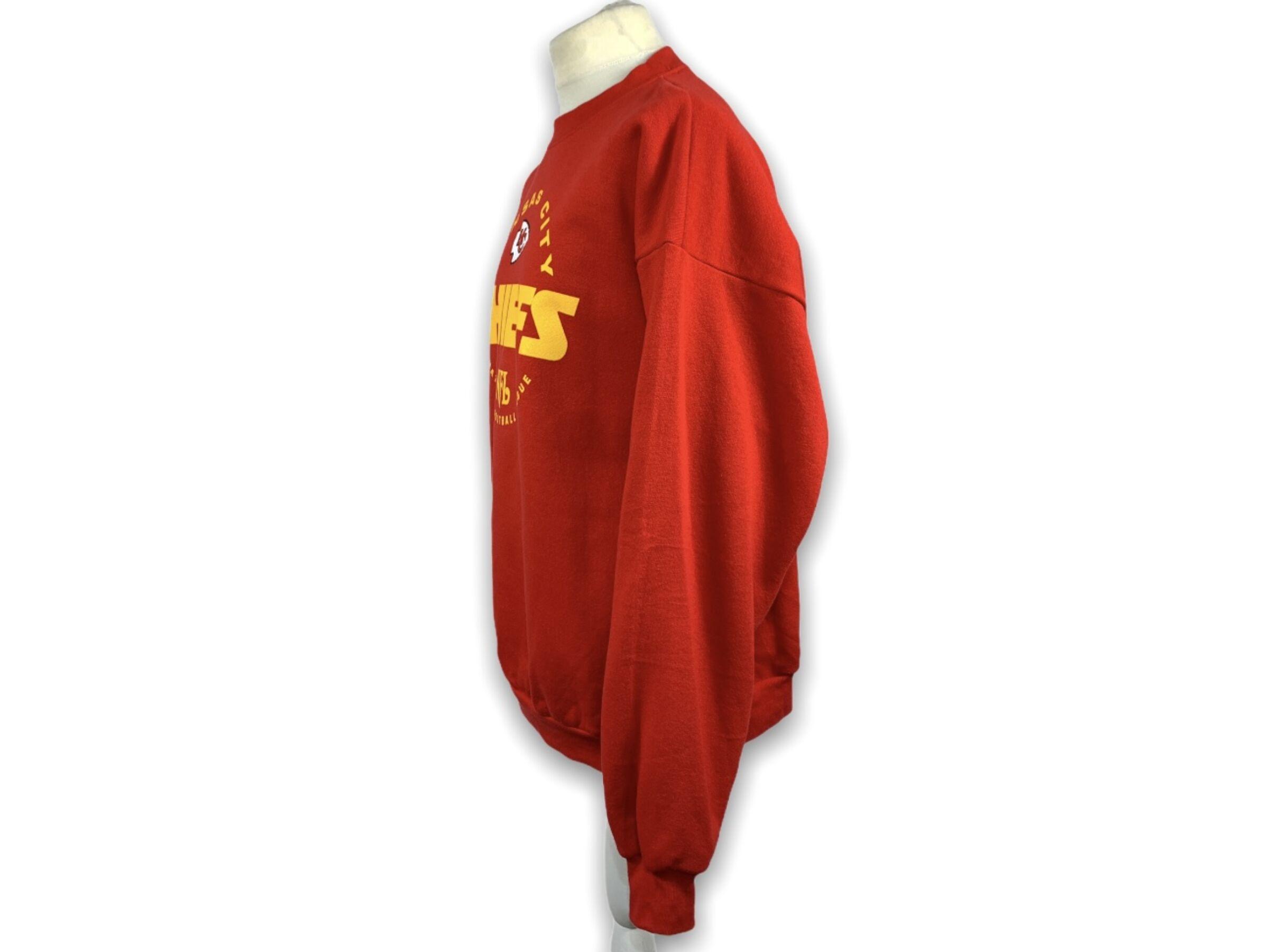 Vintage NFL Kansas City Chiefs pulóver (XXL)