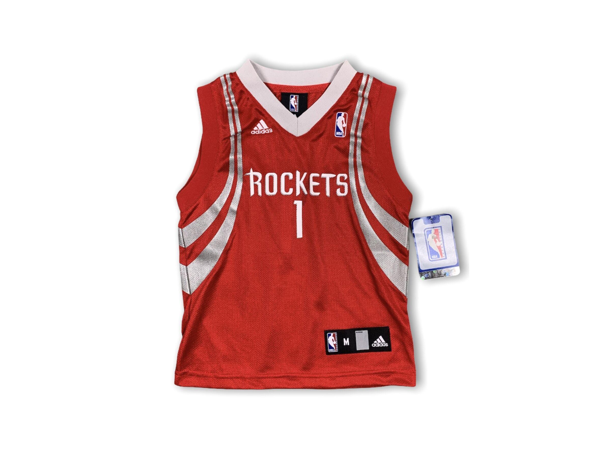 Houston Rockets McGrady mez (Gyerek M, 5-6 év)