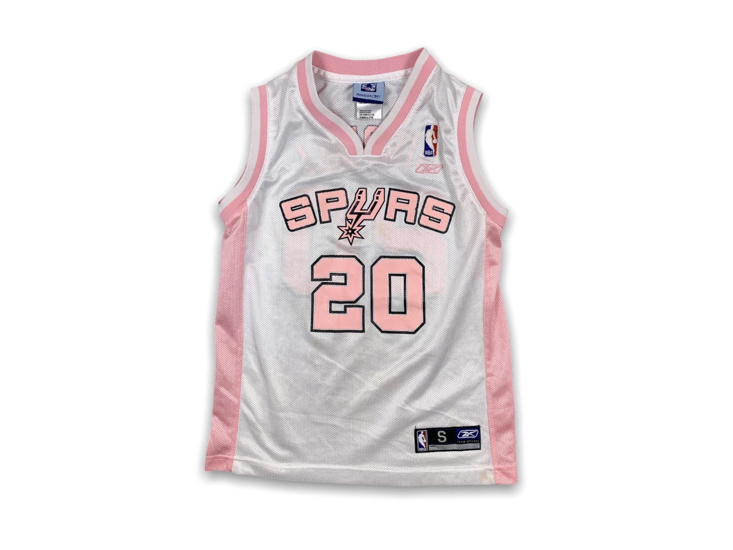 Reebok San Antonio Spurs Ginobili mez (Gyerek S, 7-8 év)