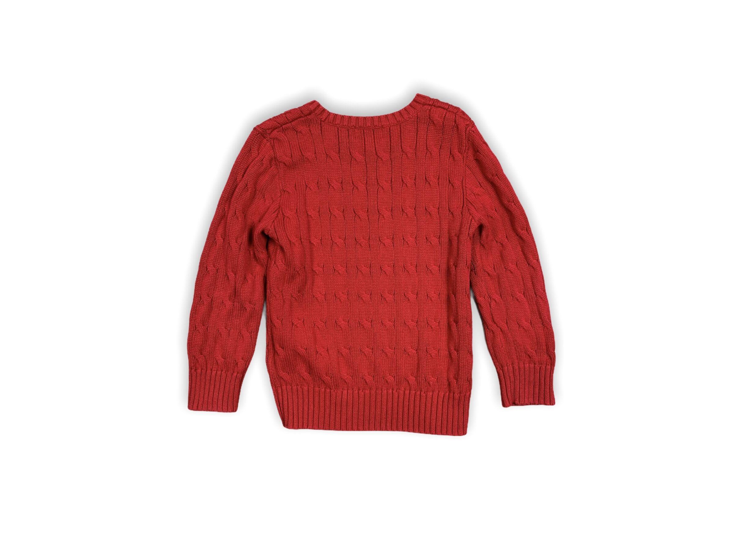 Ralph Lauren pulóver (4év)