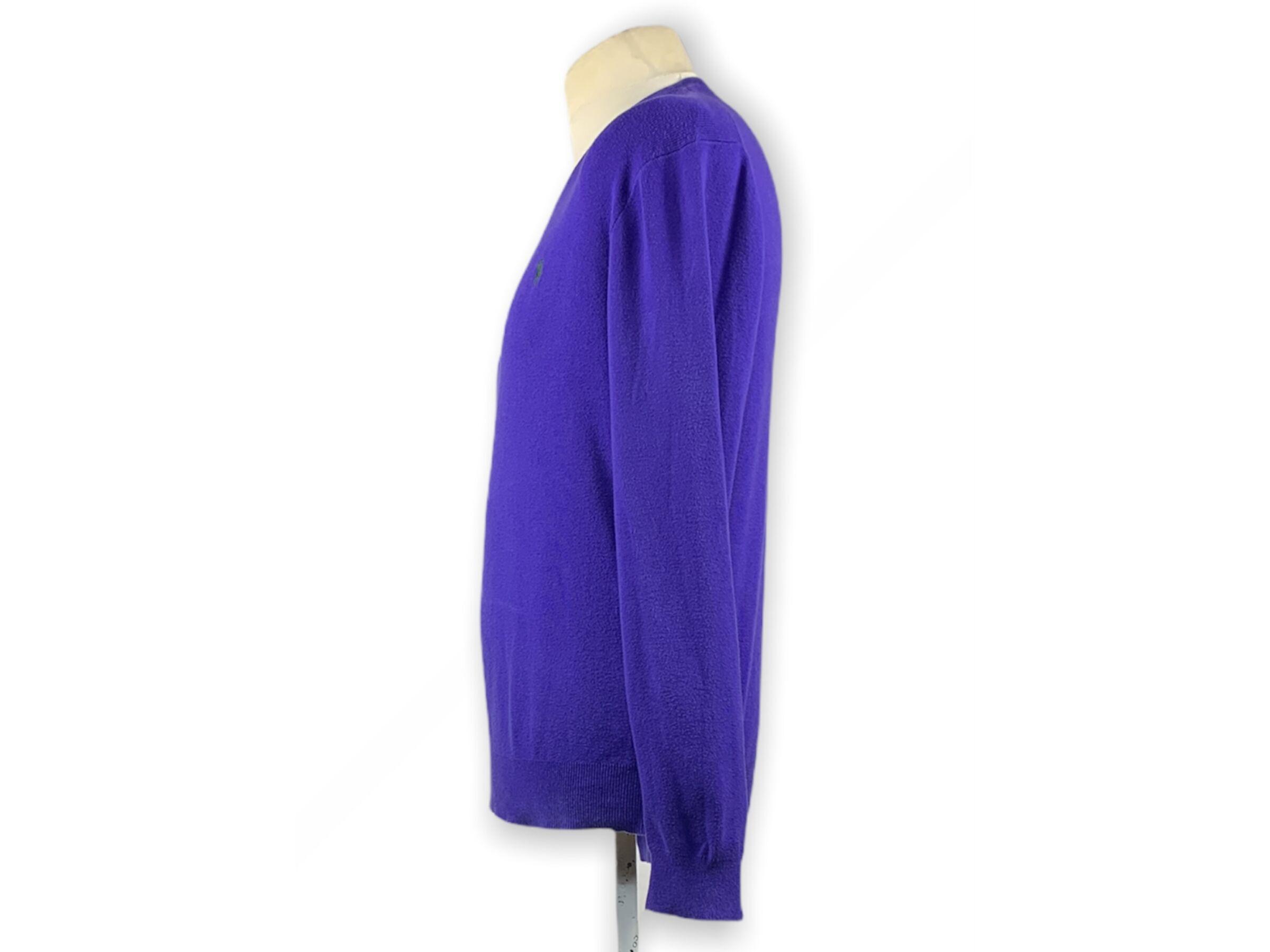 Ralph Lauren pulóver (M)