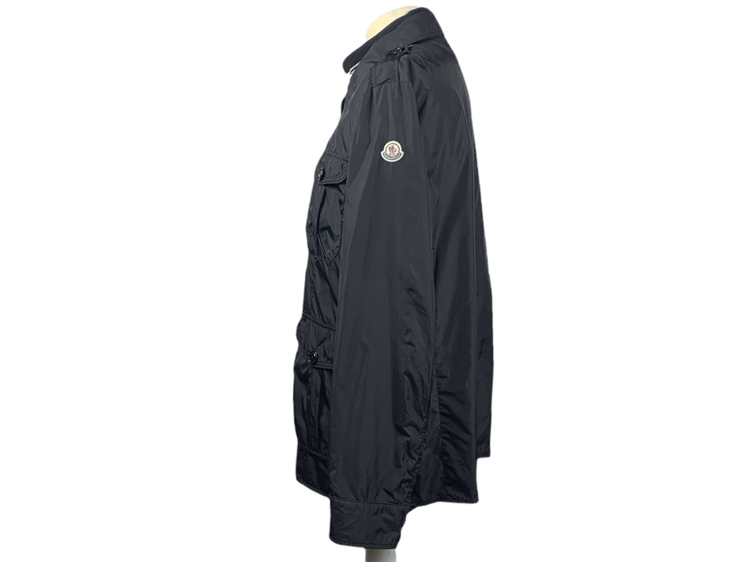 Moncler kabát (XXL)