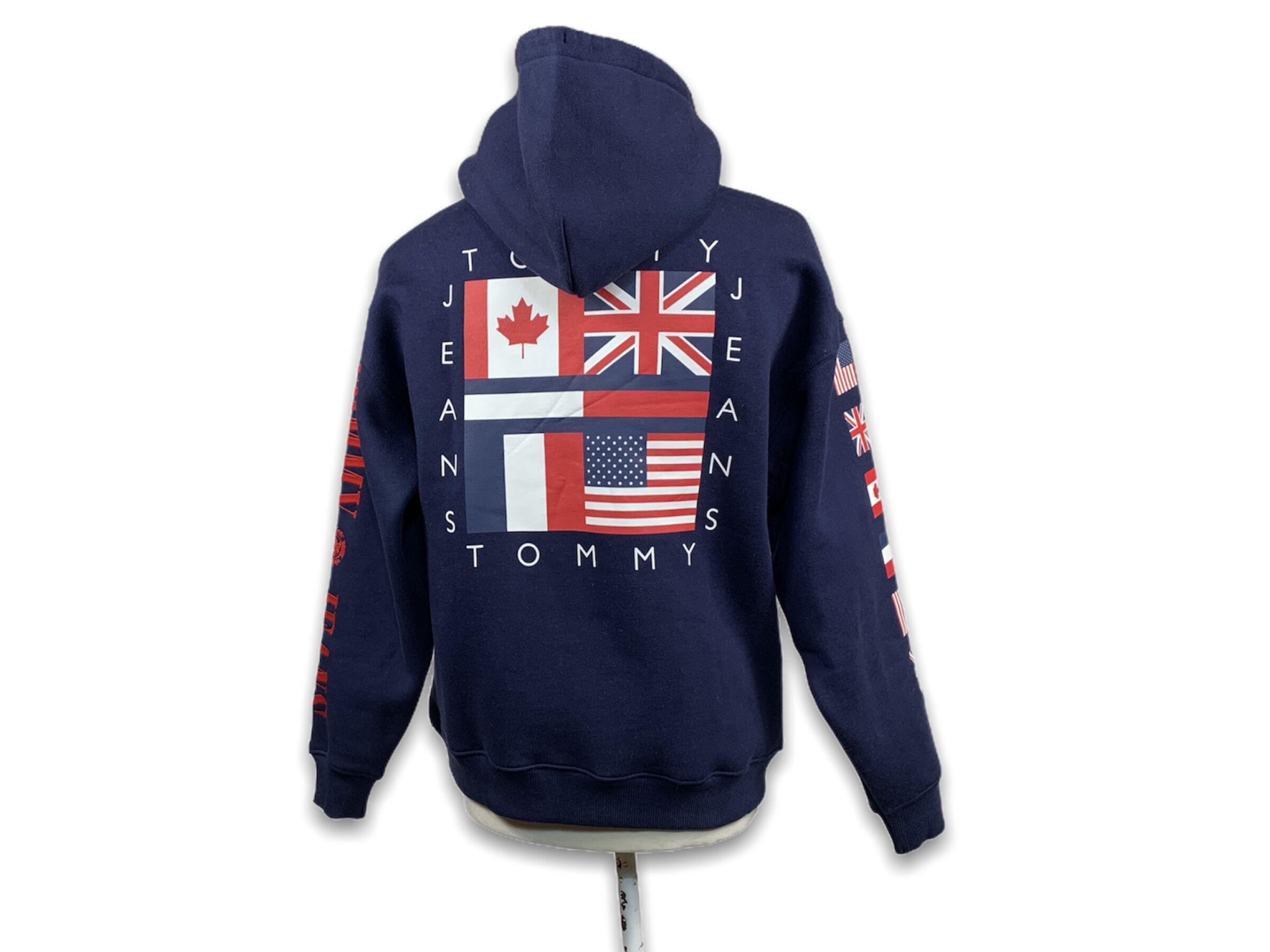 Tommy Jeans pulóver (L)