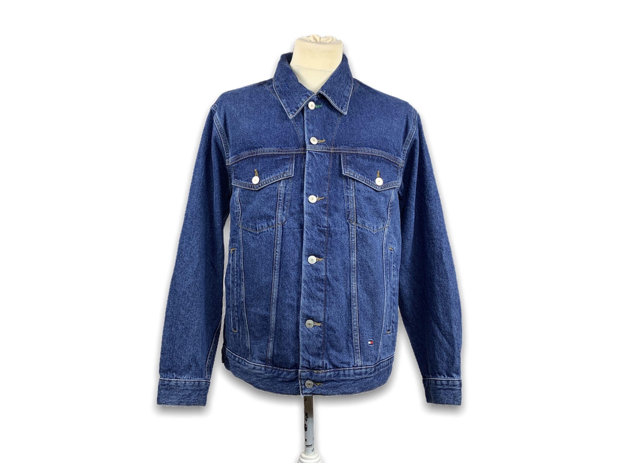 Tommy Jeans farmerkabát (L)