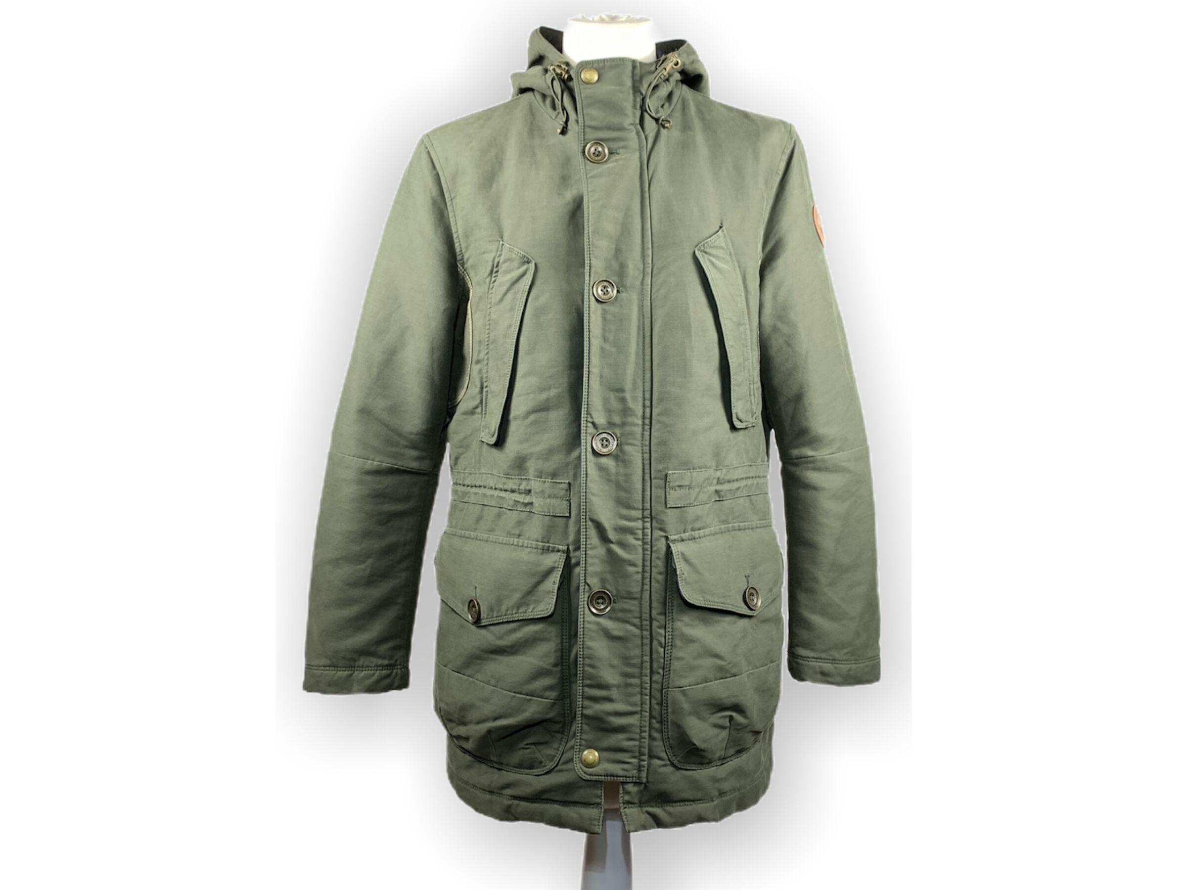 Napapijri parka kabát (M)