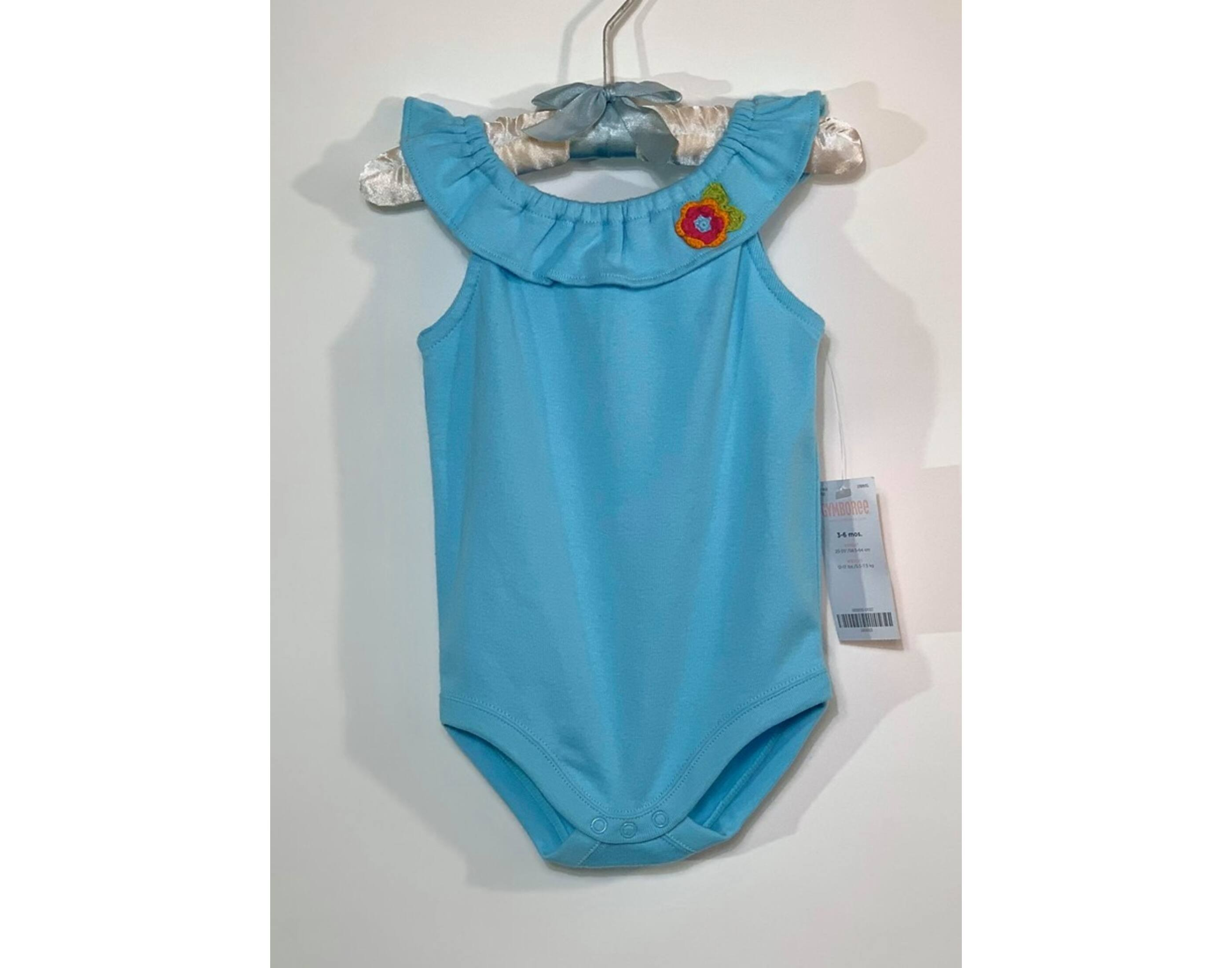 Gymboree body (3-6 hó)
