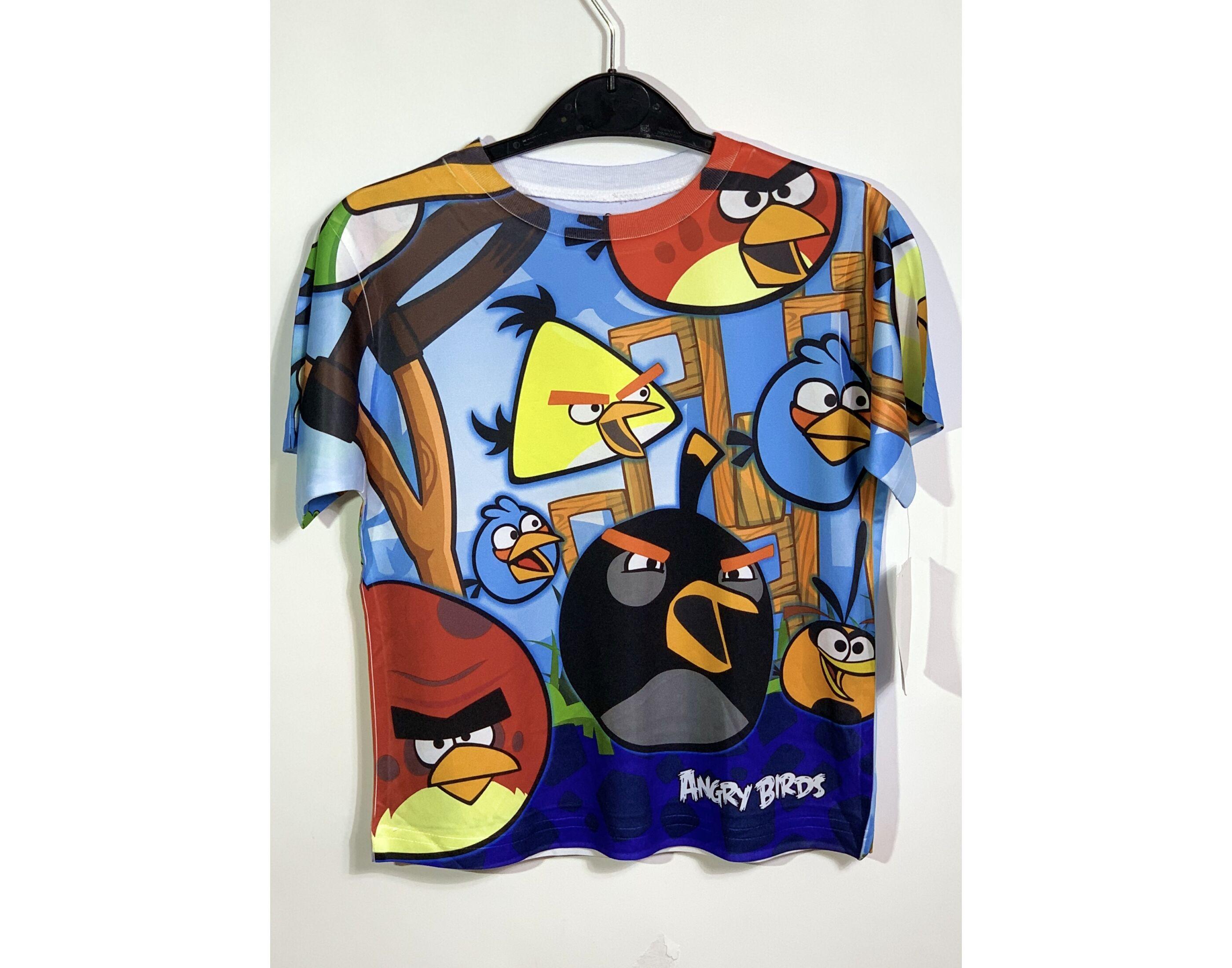 Angry Birds póló (4-5év)