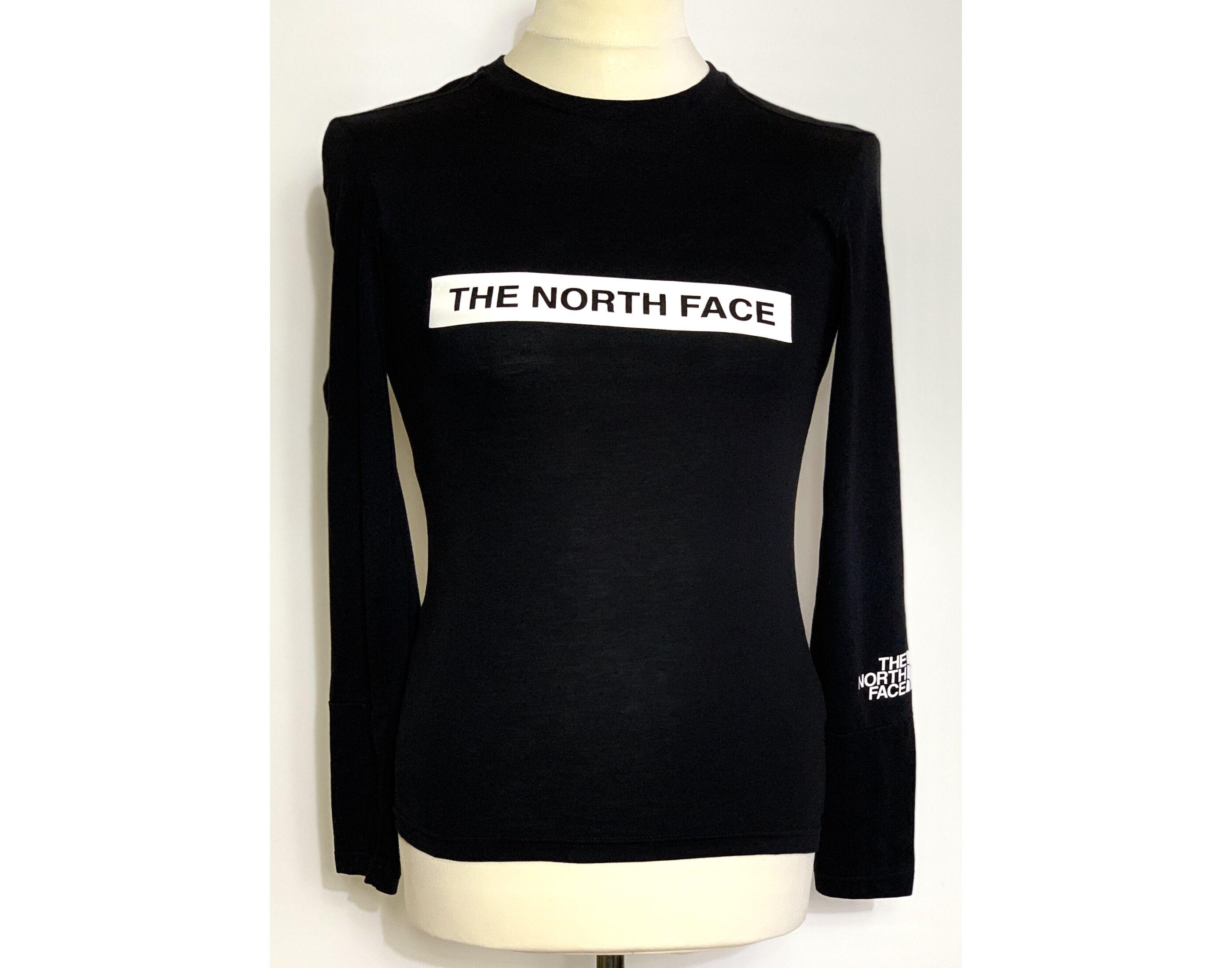 The North Face hosszú ujjú felső (XXS)