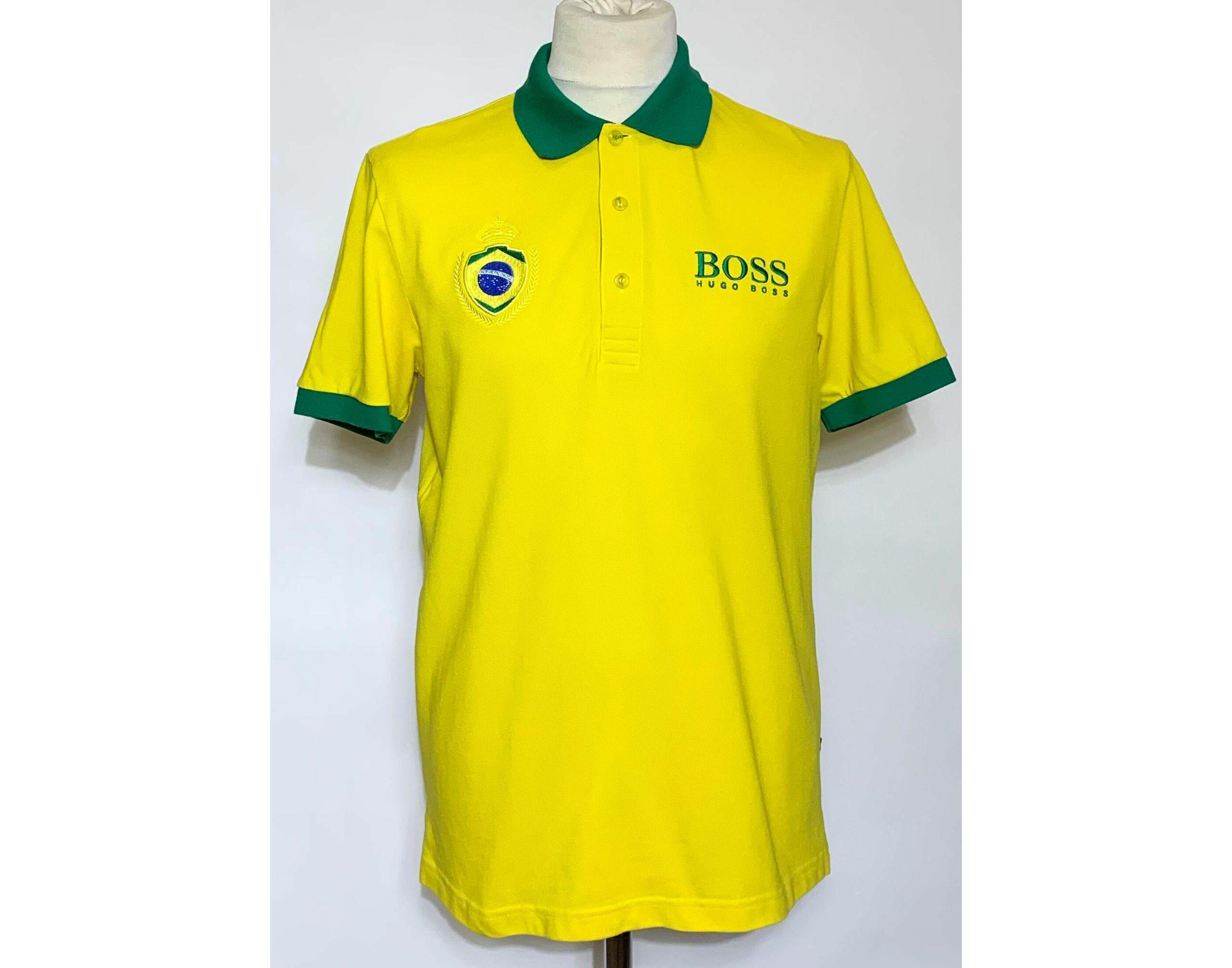 Hugo Boss póló (L)
