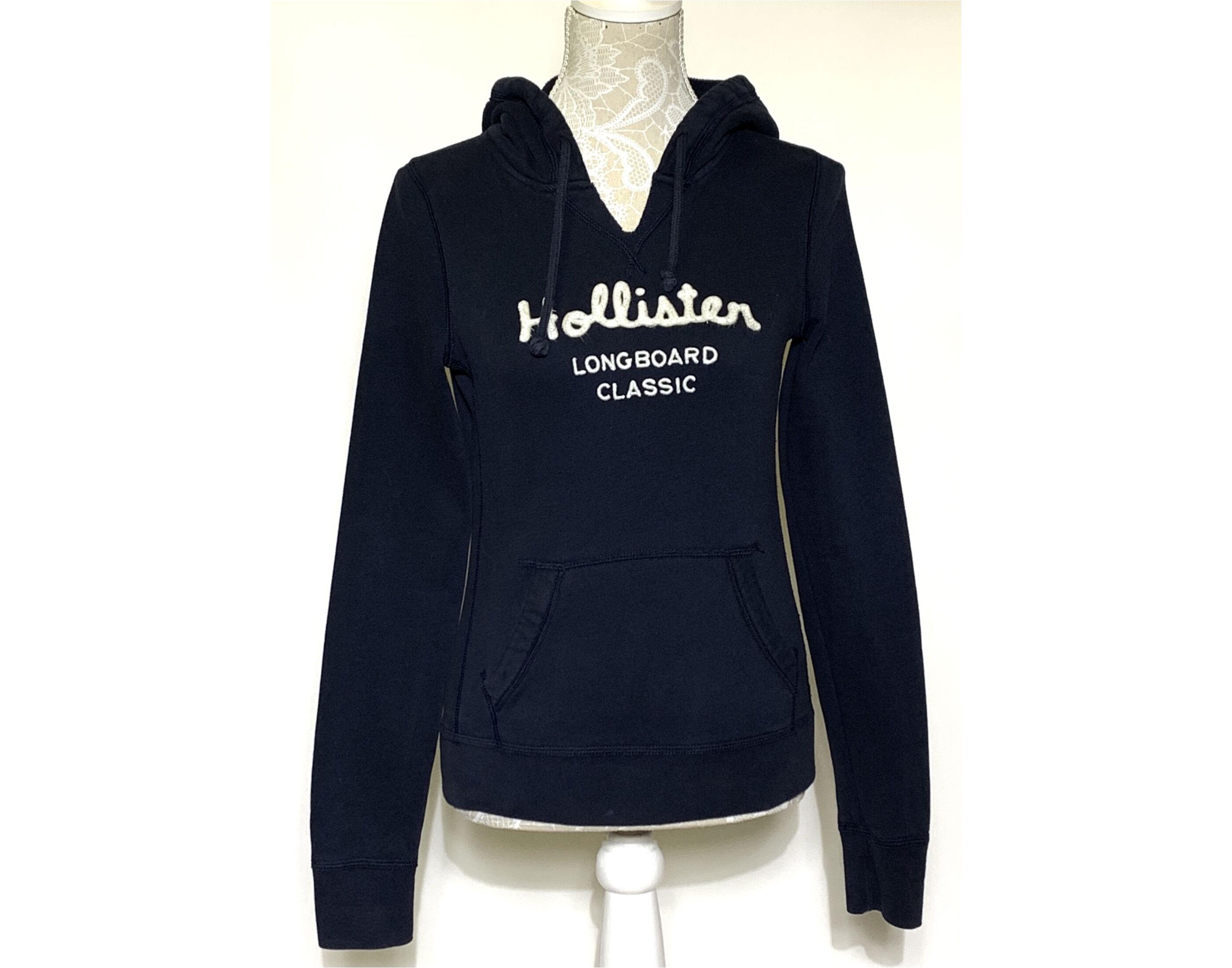 Hollister puóver (S)