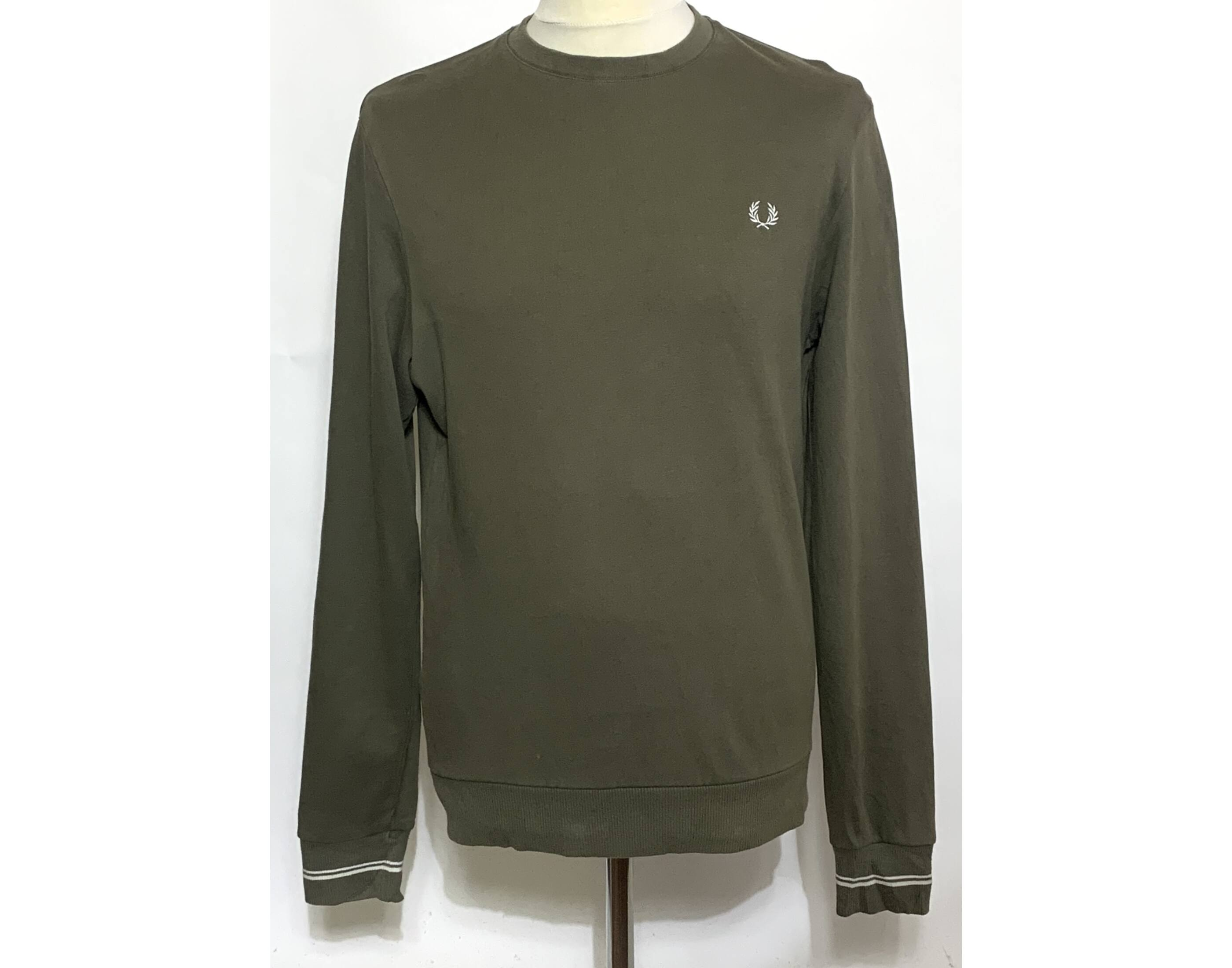 Fred Perry pulóver (S)