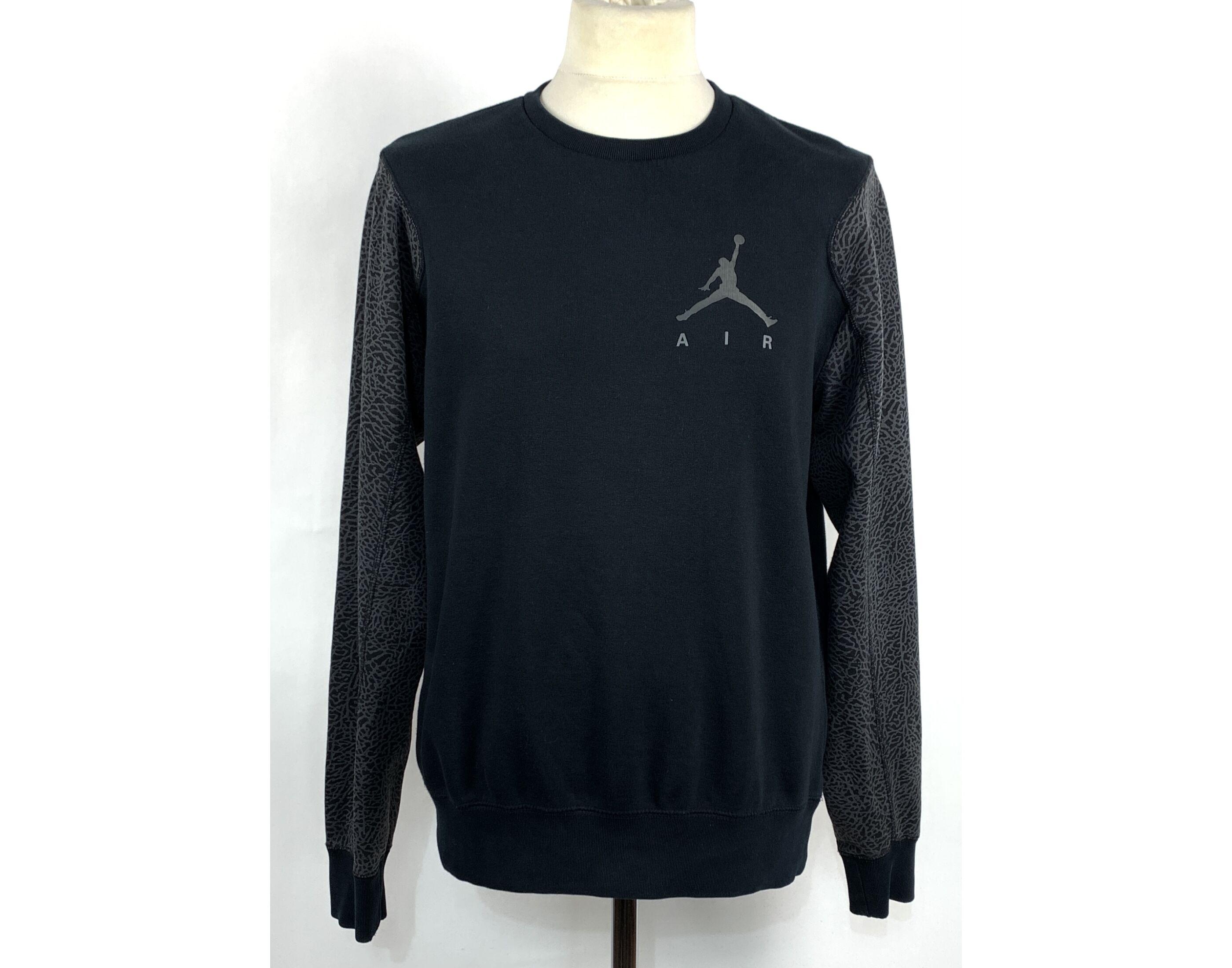 Jordan pulóver (L)