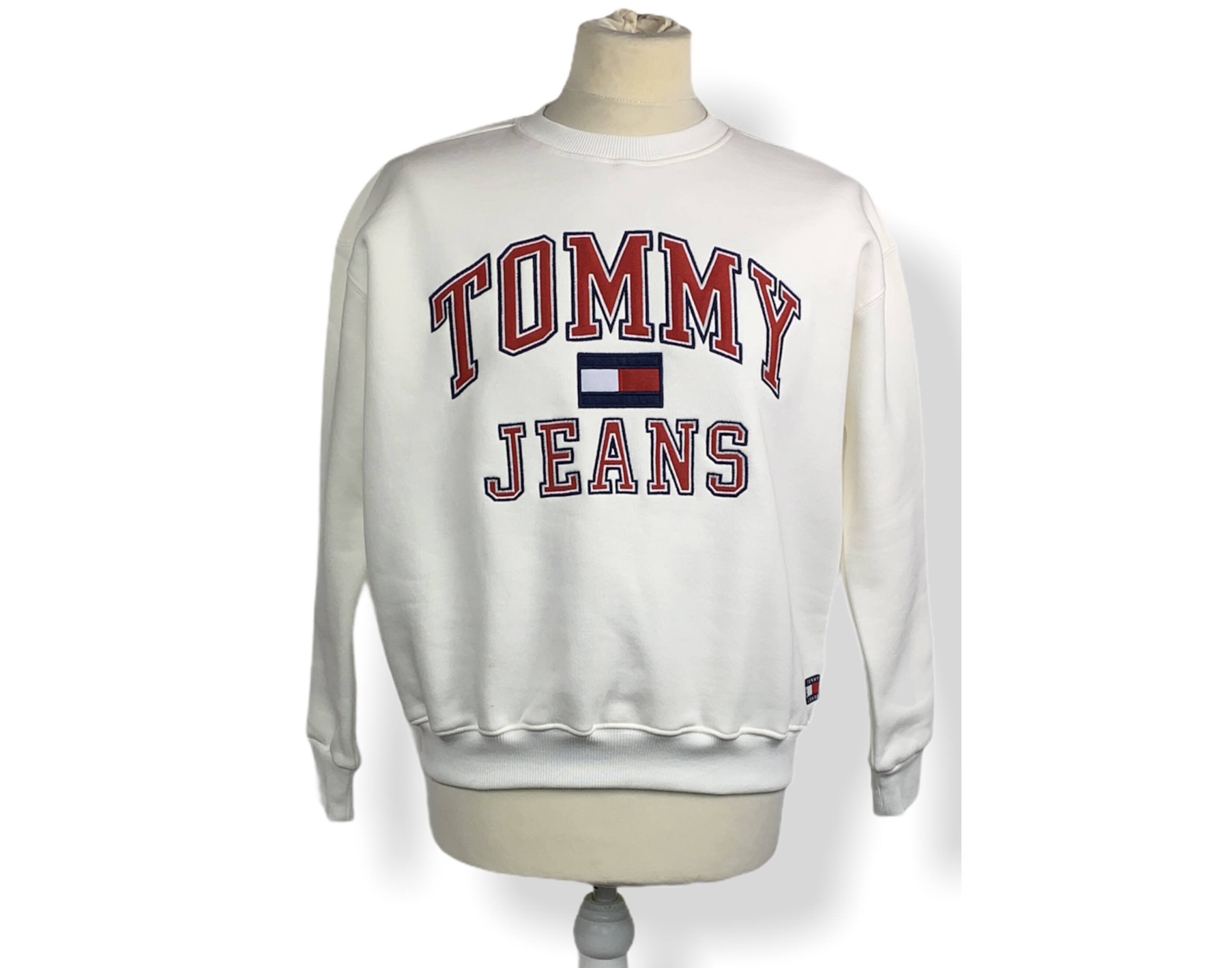 Tommy Jeans pulóver (M)