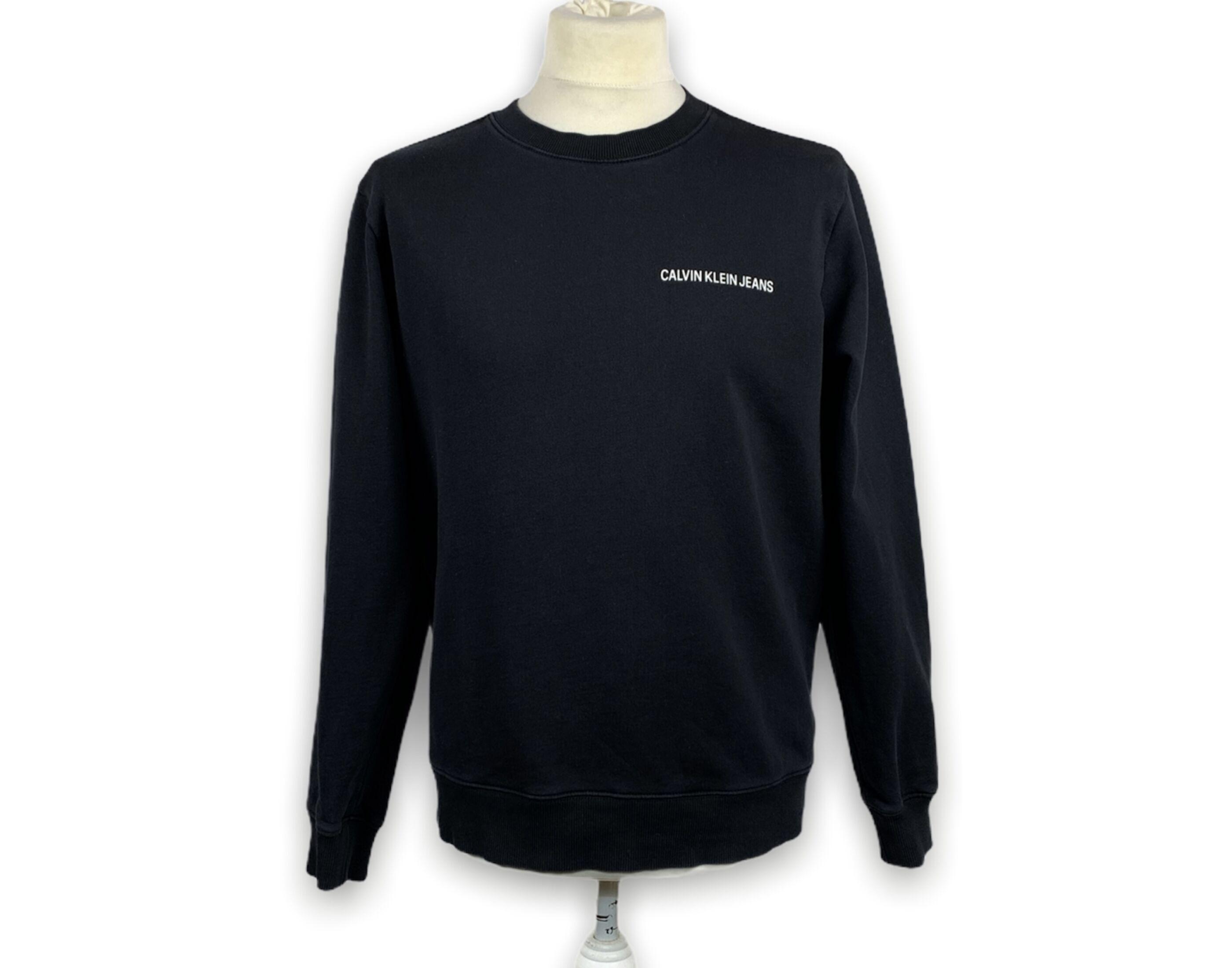 Calvin Klein Jeans pulóver (L)