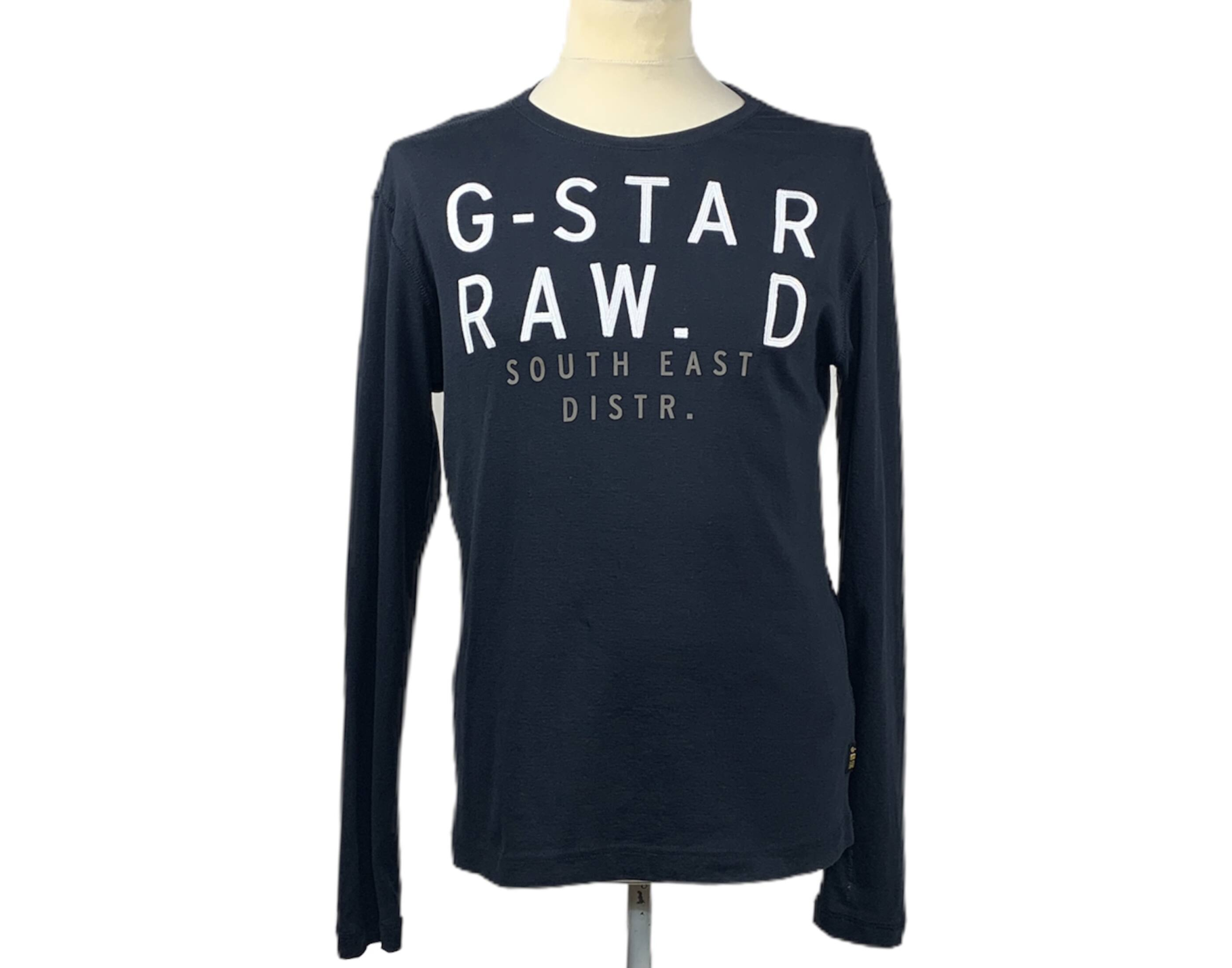 G-Star Raw hosszú ujjú felső (XL)