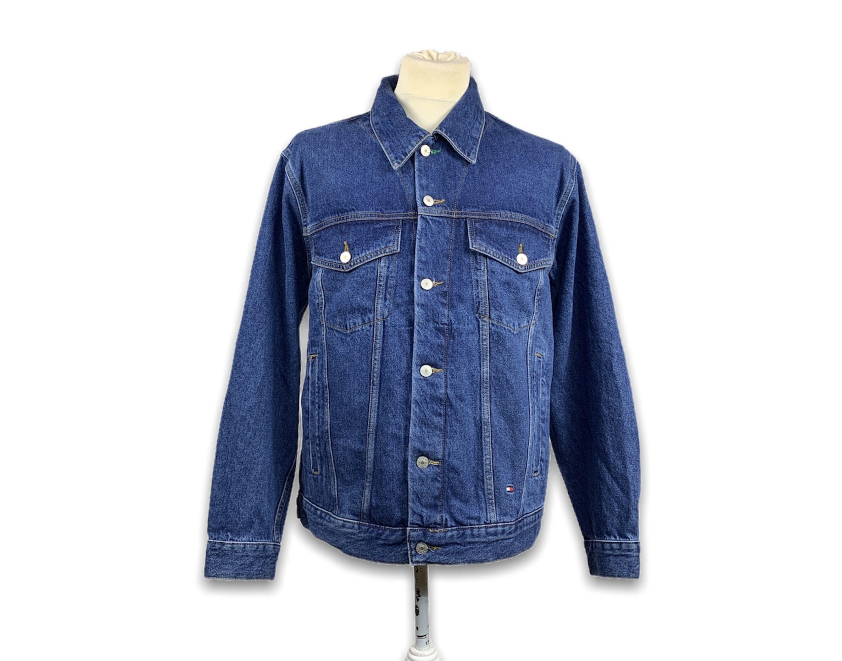 Tommy Jeans farmerkabát (XL)